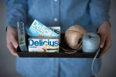 Linea Sardine | Delicius