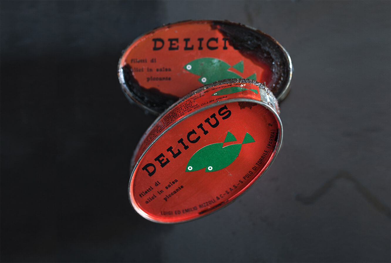 Old Delicius Tin | Delicius