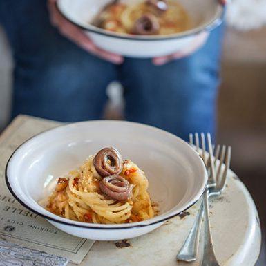 Spaghetti Onions Cream 410x615 (02) | Delicius