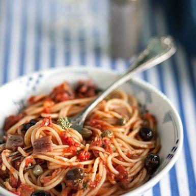 Spaghetti Pizzaiola 410x615 (02) | Delicius