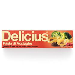 Pasta di Acciughe SalsaPiccante Gusto Ricco 60g | Delicius