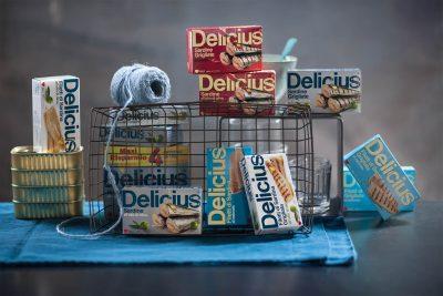 Famiglia Sardine | Delicius