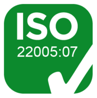 Iso 22005:07 Certification | Delicius