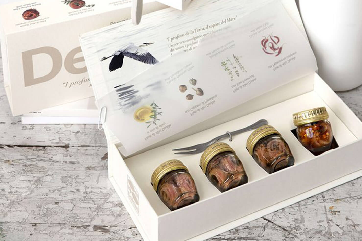 Gift Box Delicius Double