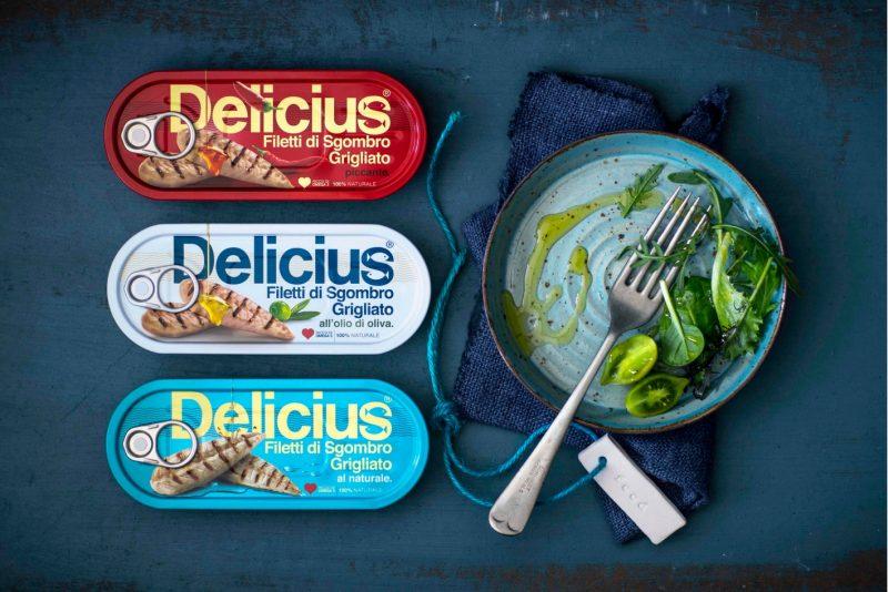 Delicius vince il premio Prodotto Food 2019