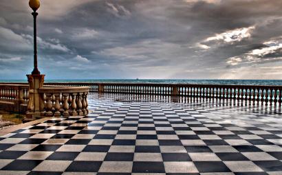 Winter sea stories: Livorno e Castiglione della Pescaia