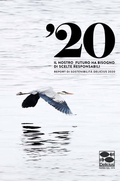 Delicius pubblica il Bilancio di Sostenibilità 2020
