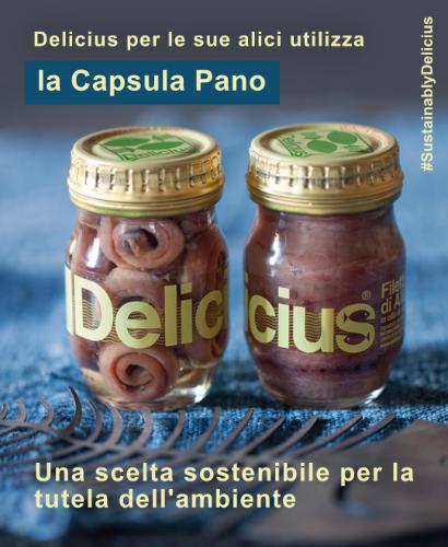 Tappo Delicius: La Capsula Pano è una scelta sostenibile